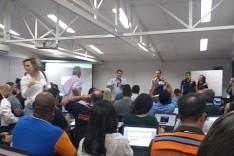 Representantes das cidades atingidas pelas chuvas se encontraram na AMM - Associação dos Mineira de Municípios