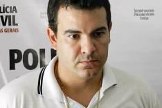 Ex-delegado de Itabira, Renato Gavião, assume Regional de Pouso Alegre;Chefia da Polícia Civil compareceu ao evento