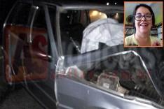 Grave acidente na MGC-120 em Ferros deixa uma mulher morta e outras duas pessoas gravemente feridas