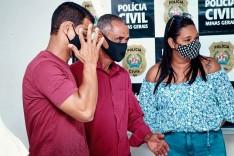 Polícia Civil promove reencontro de família que não se via há 22 anos
