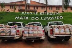 Coletivo da Mata do Limoeiro arrecada cestas básicas para famílias carentes