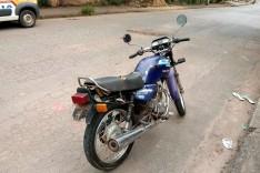 Homem é preso suspeito de ter furtado uma motocicleta no bairro Fênix