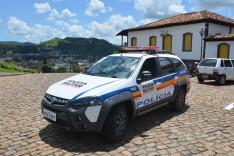 Entrega de nova viatura para a Polícia Militar será na Câmara Municipal de Nova Era