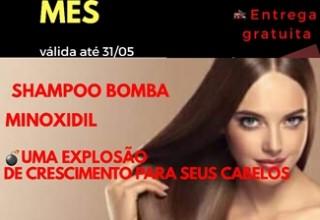 Promoção de fechamento de mês na Drogaria Alcântara Rede Omega