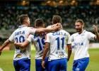 Em jogo movimentado, Cruzeiro e Palmeiras empatam em São Paulo