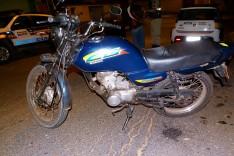 Militares prendem homem minuto depois de furtar motocicleta no bairro Juca Batista