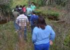 Prefeitura de Catas Altas promove curso de Recuperação e Proteção de Nascentes
