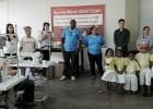Solidariedade – Peças infantis produzidas em curso de costura são doadas pela Prefeitura