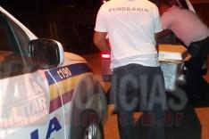 PM prende homem depois de matar outro a golpes de machadinha em Dionísio