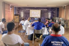 Metabase realiza 2ª rodada de negociação com a empresa Vale S/A