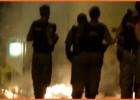 Militares resgatam mulher de casa em chamas em Bela Vista de Minas