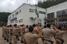 Militares e servidores que se destacaram no ano passado são homenageados em Monlevade