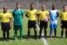 São Lourenço iniciou o campeonato Mineiro de futebol amador com derrota