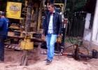 Prefeitura de Catas Altas constrói poço artesiano na comunidade do Moto Grosso