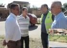 Ronaldo Magalhães acompanha ações do programa Cidade Limpa no Pedreira