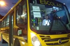 Prefeitura de Itabira fornece ônibus escolar para transporte de colaboradores do HNSD durante a greve de caminhoneiros