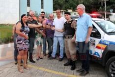 Policia Militar de Ferros recebe através de emendas parlamentares duas viaturas novinhas