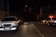 Bandidos armados assaltam mais um entregador de sanduíches no bairro Barreiro