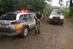 Polícia Militar de Barão de Cocais apreende pedras de crack e prende dois suspeitos por trafico