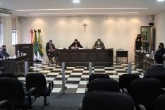 Câmara Municipal de São Gonçalo realiza a sua primeira Reunião Extraordinária de 2021