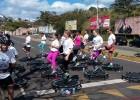 OAB reuni ciclistas e chama atenção para cuidados com a saúde