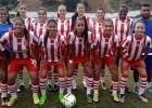 Equipe feminina do Vila Nova já esta nas finais da Taça Minas Gerais ao vencer Virginopolis por 10 x 2