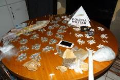 Suposta vitima dono da casa do duplo homicídio no Clóvis Alvim II  é preso suspeito por trafico de drogas