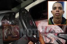 PM localiza em Sitio Punto usado na tentativa de homicídio com um jovem morto dentro na localidade do Engenho em Itabira