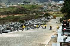 Serviços urbanos – Cemitérios de Itabira estão preparados para o Dia de Finados